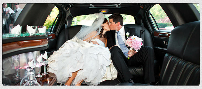 Wedding limo3